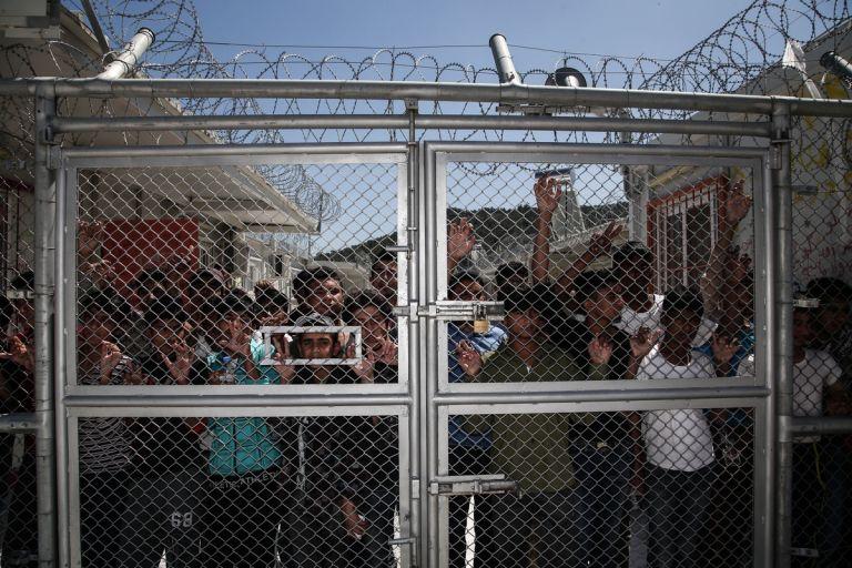 Ονειδος για την Ελλάδα και την κυβέρνηση το χάος στη Μόρια   tanea.gr
