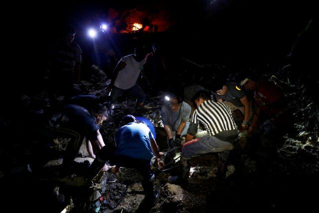 Φιλιππίνες: 65 νεκροί λόγω του τυφώνα Μανγκούτ   tanea.gr