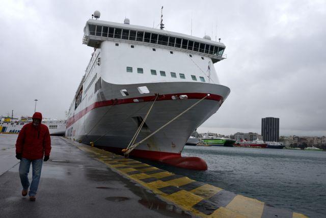 Απαγορευτικό πλοίων : Ισχυροί άνεμοι καθηλώνουν τα πλοία στα λιμάνια | tanea.gr