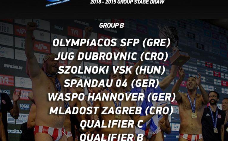 Οι αντίπαλοι του Ολυμπιακού στο νέο Τσάμπιονς Λιγκ   tanea.gr