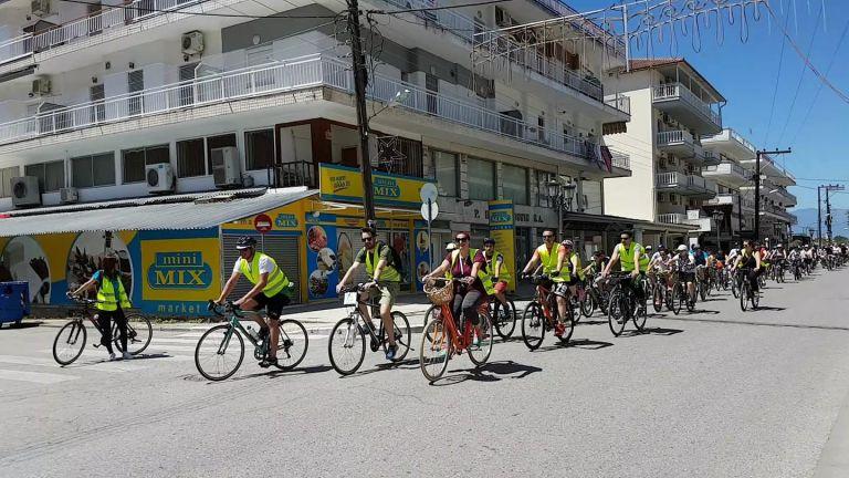 Δίκτυο ποδηλατόδρομων στην Κατερίνη | tanea.gr