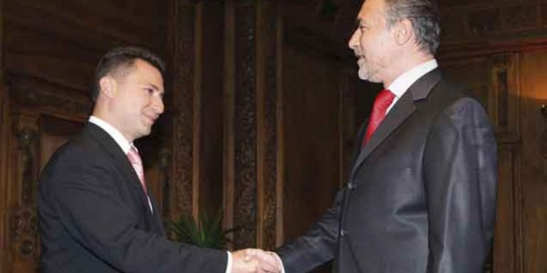 Αποκάλυψη: Οι σκοπιανοί είχαν συμφωνήσει σε «Βόρεια Μακεδονία» από το 2008   tanea.gr