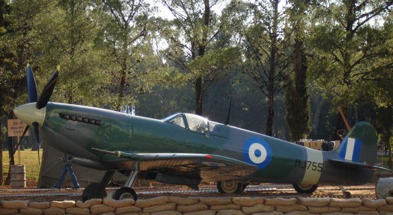 Ελληνικό Spitfire ετοιμάζεται να πετάξει ξανά | tanea.gr