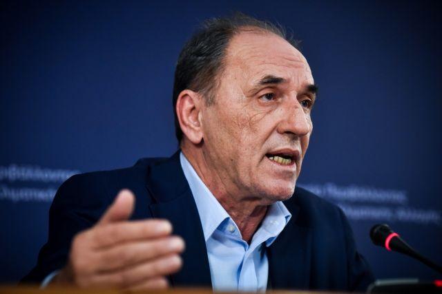 Σταθάκης: Επιταχύνονται οι ρυθμοί στις κατεδαφίσεις αυθαιρέτων | tanea.gr