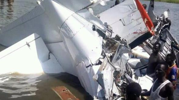 Τραγωδία στο Νότιο Σουδάν από συντριβή αεροσκάφους (pics) | tanea.gr