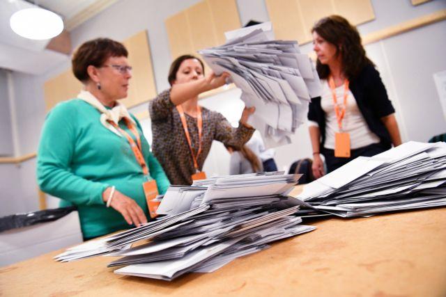 Σουηδία: Αβέβαιο το αποτέλεσμα των βουλευτικών εκλογών   tanea.gr