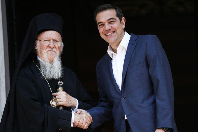 «Σχίσμα» Εκκλησίας – Κράτους προανήγγειλλε ο Τσίπρας | tanea.gr