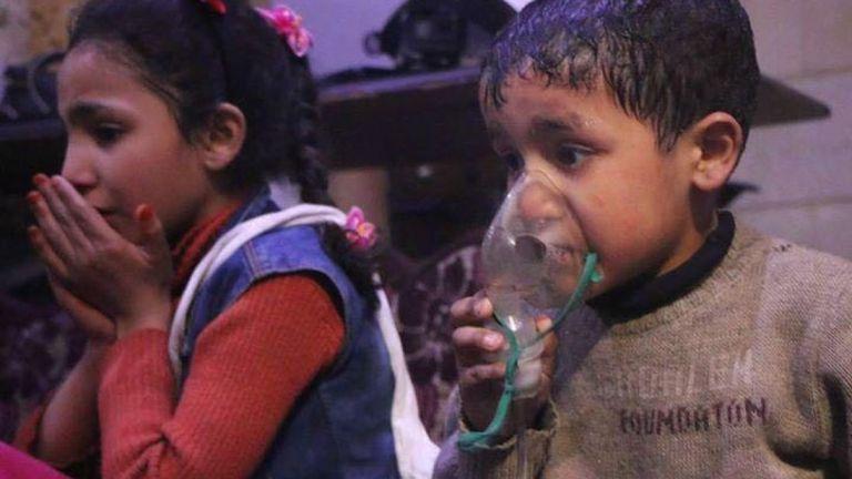 Ετοιμες για απάντηση οι ΗΠΑ σε νέα επίθεση χημικών στη Συρία   tanea.gr
