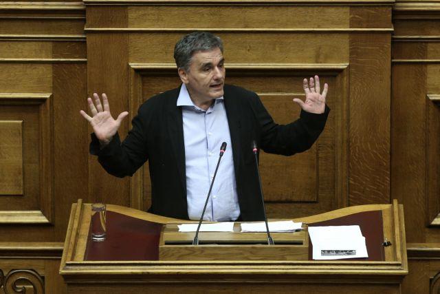 Δημοσιονομικό χώρο πέραν του 3,5% του ΑΕΠ βλεπει ο Τσακαλώτος | tanea.gr