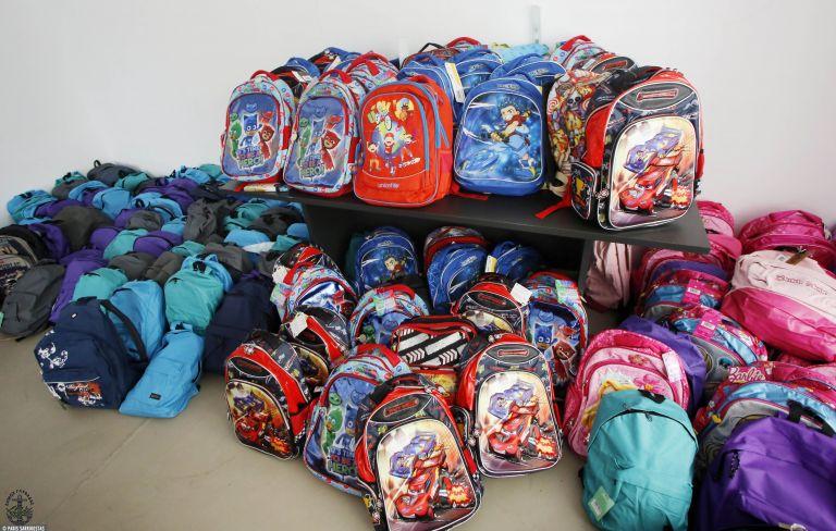 Η αλληλεγγύη γεμίζει τις…σχολικές τσάντες | tanea.gr