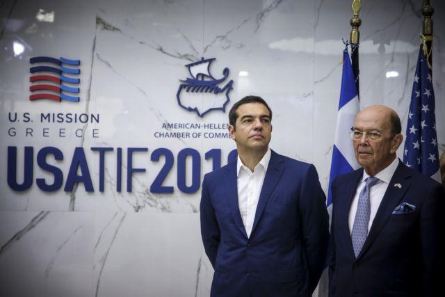 Τσίπρας: Θεμέλιο νέας προοπτικής η συνεργασία με ΗΠΑ | tanea.gr