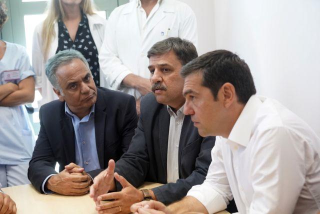 Τσίπρας: Στις ΤΟΜΥ αναπτύσσεται μια διαφορετική υγειονομική κουλτούρα | tanea.gr