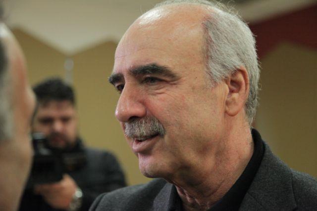 Επικεφαλής της ΝΔ ο Β. Μεϊμαράκης   tanea.gr