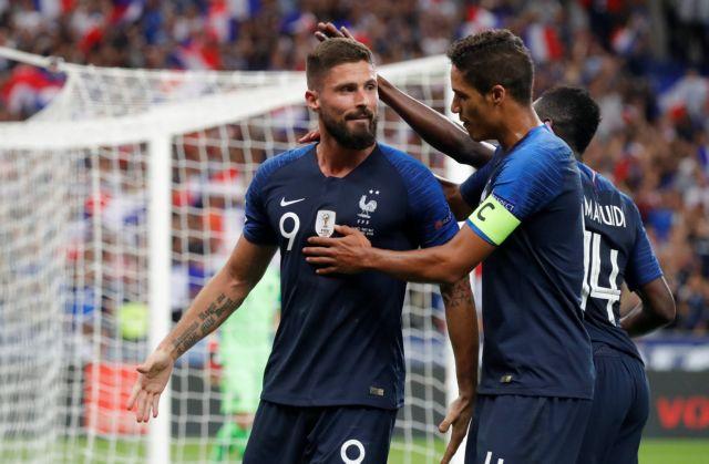 Ο Ζιρού «καθάρισε» για τη Γαλλία, νίκη με ανατροπή η Κύπρος | tanea.gr