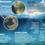 Κίνδυνος: «Βουλιάζουν» οι ακτές σε τρεις περιοχές της Ελλάδας