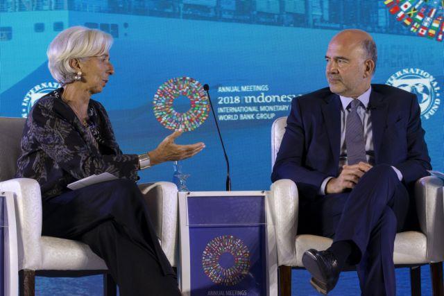 Μοσκοβισί - Λαγκάρντ προς Ιταλία: Σεβαστείτε τους κανόνες δημοσιονομικής πειθαρχίας | tanea.gr