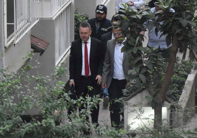 Απελευθέρωση Μπράνσον: Mπορεί να βοηθήσει τον Τραμπ στις εκλογές | tanea.gr
