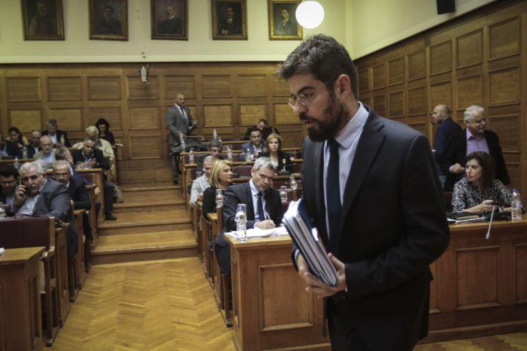 Βουλή: Πυρά κατά κυβέρνησης για τον νόμο Παρασκευόπουλου | tanea.gr
