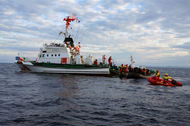 MKO ναύλωσαν το Mare Jonio για να περιπολεί ανοικτά της Λιβύης   tanea.gr