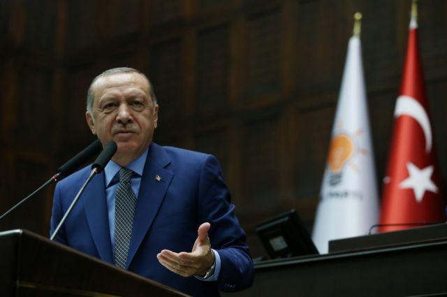 Ο Ερντογάν ζητά να αποκαλυφθεί ο εντολέας της δολοφονίας Κασόγκι   tanea.gr