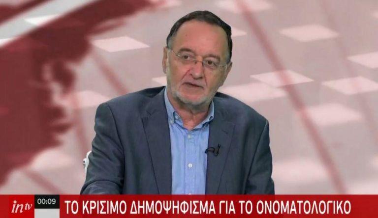 Λαφαζάνης στο intv: Το δημοψήφισμα διαμόρφωσε μια νέα κατάσταση | tanea.gr