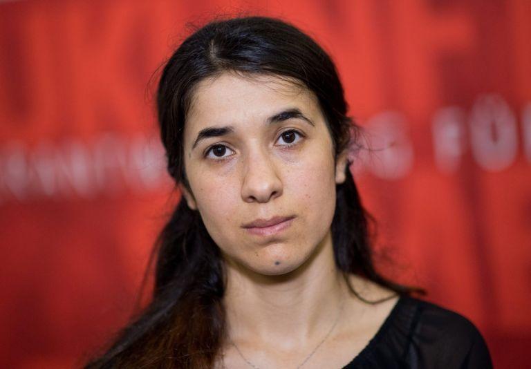 Νάντια Μουράντ : Από σκλάβα του σεξ στο Νόμπελ Ειρήνης | tanea.gr