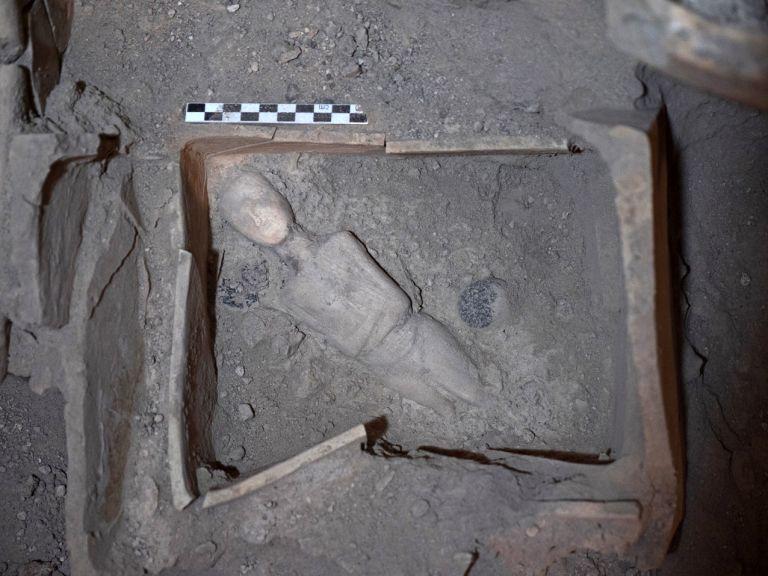 Σημαντικά ευρήματα από το προϊστορικό Ακρωτήρι Θήρας | tanea.gr