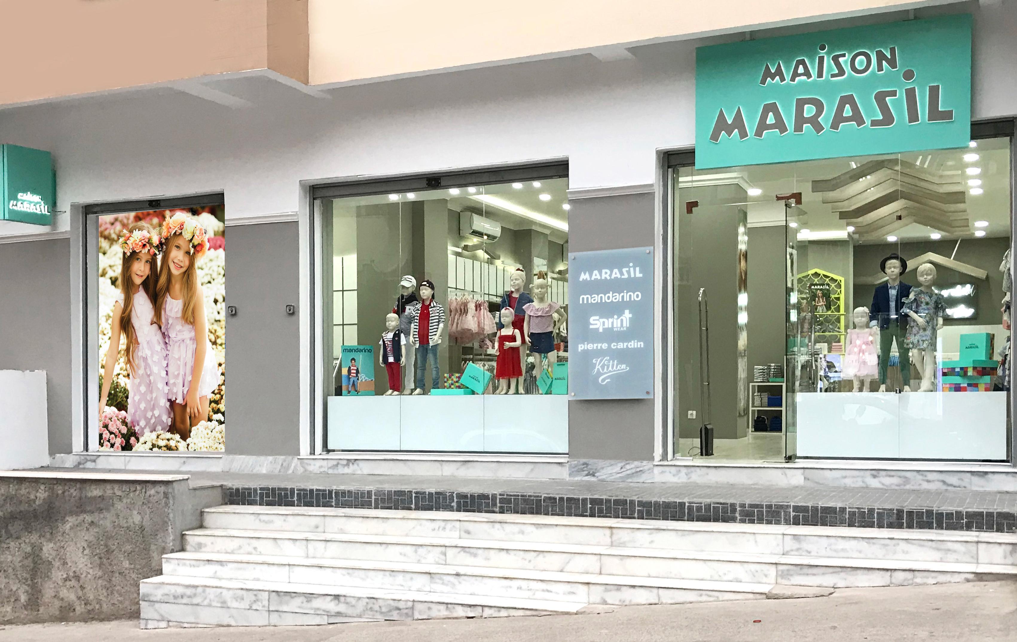 54ff041d637 Νέο κατάστημα Maison Marasil στην Αλγερία - ΤΑ ΝΕΑ