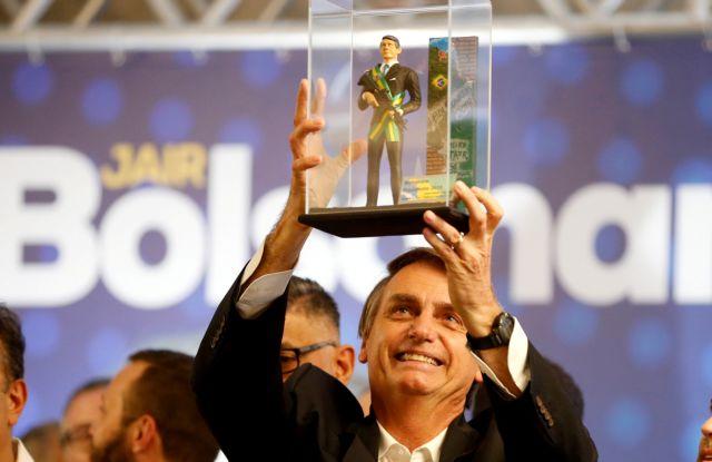 Ζαΐχ Μπολσονάρου – Ο «βραζιλιάνος Τραμπ» φαβορί στις εκλογές | tanea.gr