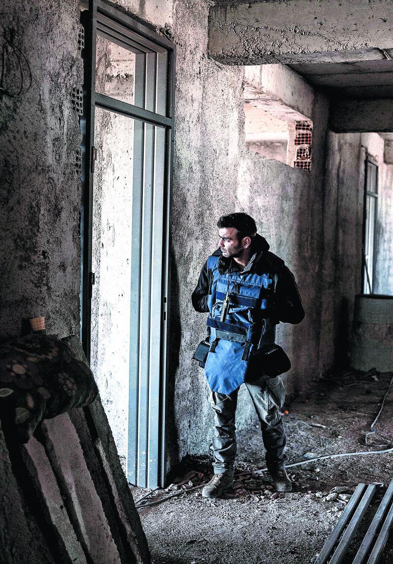 «Στη Μοσούλη περπάτησα πάνω σε ναρκοπέδιο» | tanea.gr