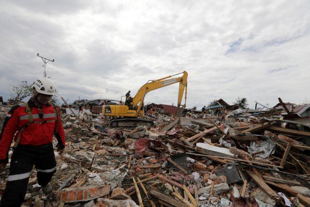 Τσουνάμι Ινδονησία: Τέλος στις έρευνες 5.000 αγνοουμένων | tanea.gr