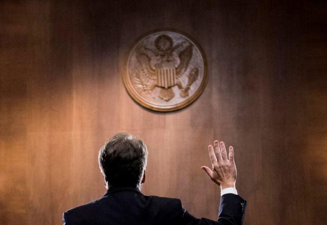 ΗΠΑ: Οριακά επικυρώθηκε ο διορισμός Κάβανο στο Ανώτατο Δικαστήριο | tanea.gr