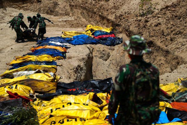Ινδονησία: Δραματική αύξηση των θυμάτων μετά τον ισχυρό σεισμό   tanea.gr