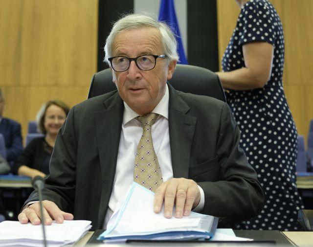 Γιούνκερ: Η Γαλλία τηρεί το λόγο της, η Ιταλία όχι | tanea.gr