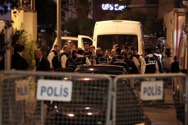 Υπόθεση Κασόγκι: Ολοκληρώθηκε η έρευνα των τουρκικών αρχών στο προξενείο | tanea.gr