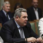 Καμμένος: Θα μείνουμε στην κυβέρνηση μέχρι να έρθει η Συμφωνία των Πρεσπών στη Βουλή