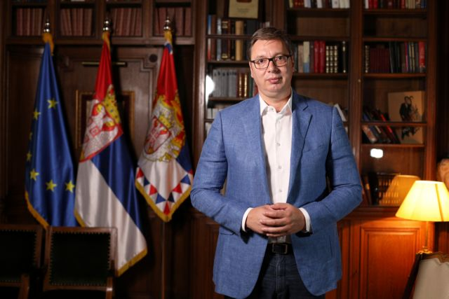Αλεξάνταρ Βούτσιτς: Δεν θα απέκλειααιματοκύλισμα στα Βαλκάνια | tanea.gr