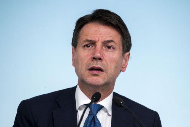 Υπερήφανος για τον προϋπολογισμό δηλώνει ο Ιταλός πρωθυπουργός | tanea.gr