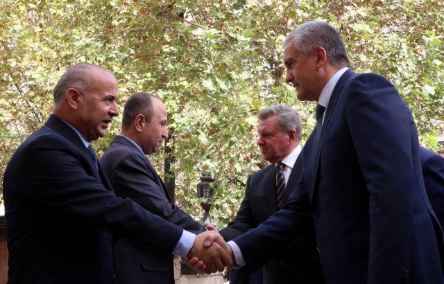 Εμπορικές διαπραγματεύσεις ανάμεσα σε Κριμαία και Συρία   tanea.gr