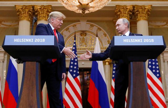 Πιθανή μια συνάντηση Τραμπ-Πούτιν στο Παρίσι | tanea.gr
