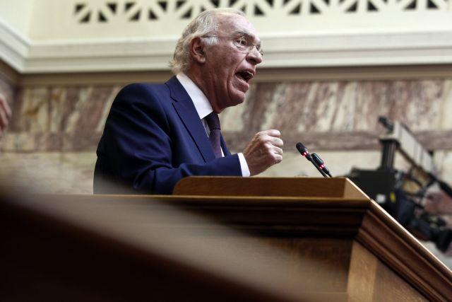 Ενωση Κεντρώων: Η Δικαιοσύνη δεν δέχεται καθοδήγηση από κόμματα   tanea.gr