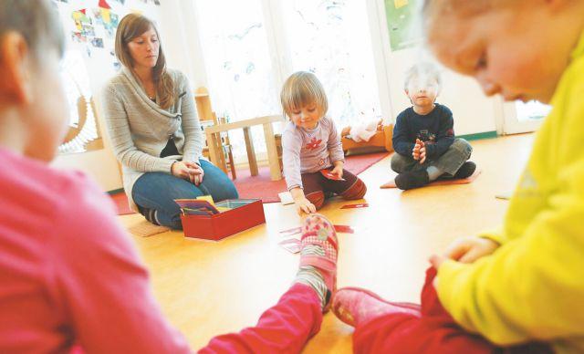 Πώς ο παιδικός σταθμός επηρεάζει τη συμπεριφορά ενός παιδιού | tanea.gr