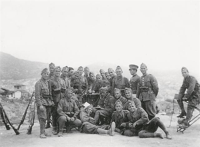Μνήμες από τα μακεδονικά οχυρά | tanea.gr