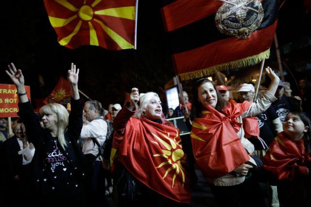 Σε δύσκολη θέση ο Ζάεφ – Μπλέκεται το «κουβάρι» του Μακεδονικού | tanea.gr