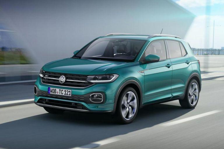 VW T-Cross: Την Άνοιξη στην Ελλάδα το μικρότερο SUV των Γερμανών | tanea.gr