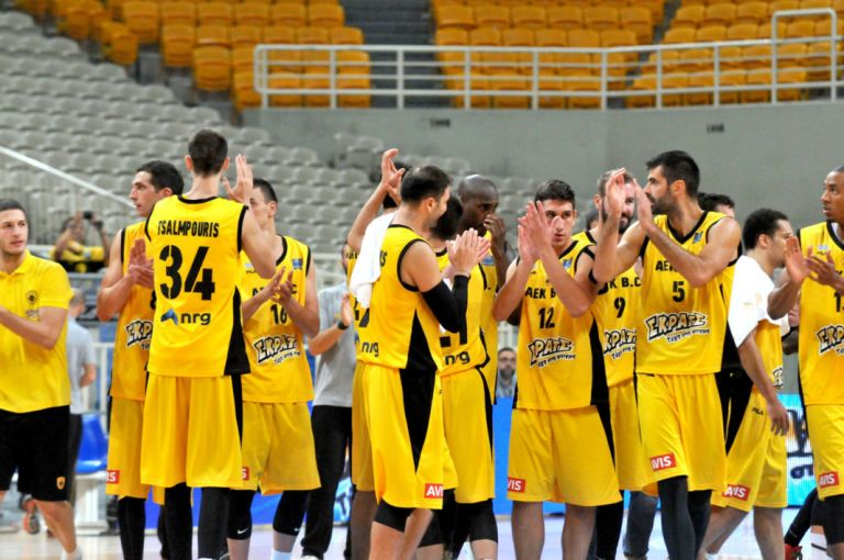 Τα «έχει» 600 η ΑΕΚ στην Basket League | tanea.gr