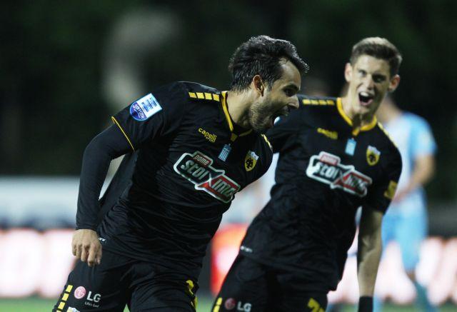 ΑΕΚ-Λαμία 2-1 | tanea.gr