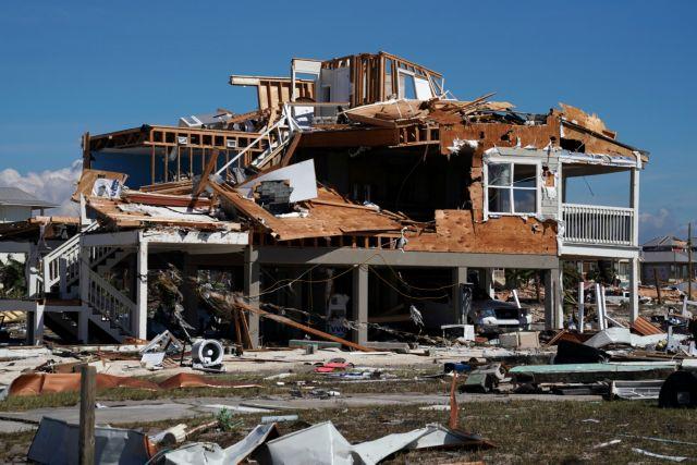 Βιβλική η καταστροφή από τον κυκλώνα στη Φλόριντα (φωτό + βίντεο) | tanea.gr