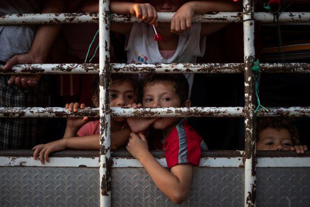 Πάνω απο 2.000 παιδιά στο καραβάνι χρειάζονται περίθαλψη | tanea.gr