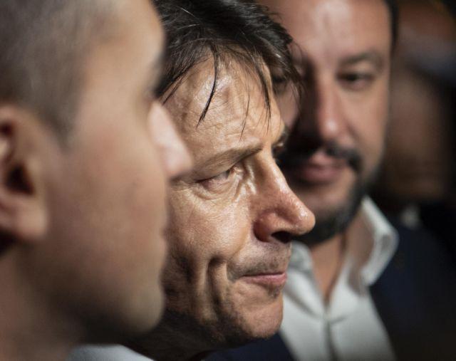 Ιταλία: Ο Κόντε αποκλείει σημαντικές αλλαγές στον προϋπολογισμό | tanea.gr